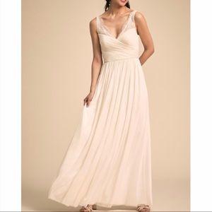 BHLDN Anthropologie Hitherto Dress Size 8 Pink